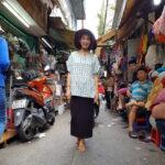 First date in Saigon: die Fabrik kennenzulernen
